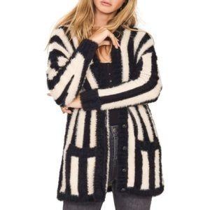 Keep Me Cozy Stripe Sweater
